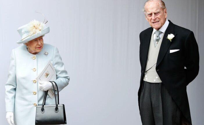 Ma reggel meghalt a királynő férje, a 99 éves Fülöp herceg 1
