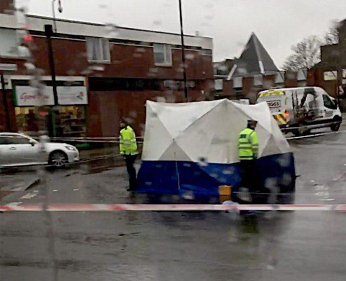 Négy jármű gázolt el egy nőt Londonban egymás után, és egy sem állt meg 2