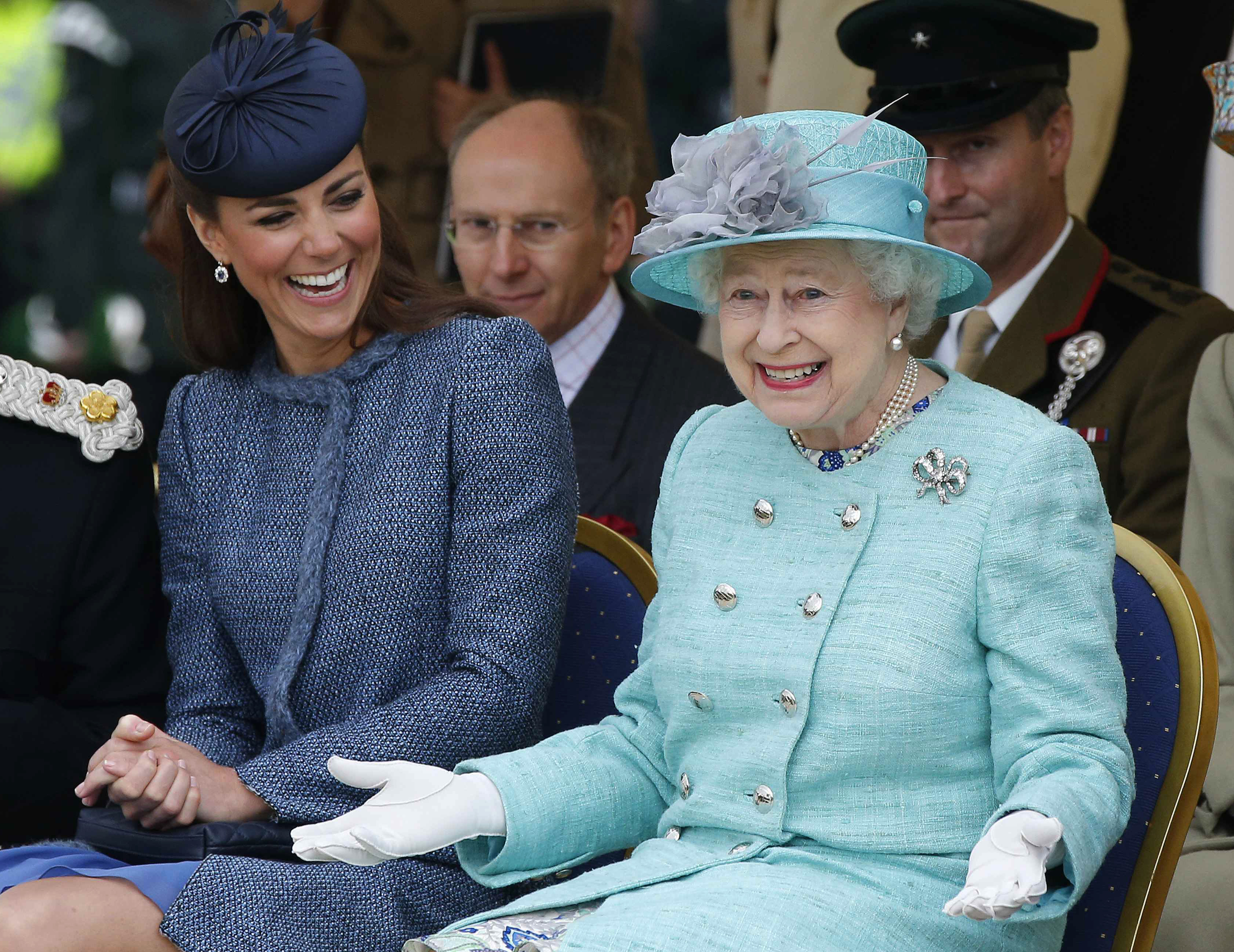 angol királynő, Erzsébet