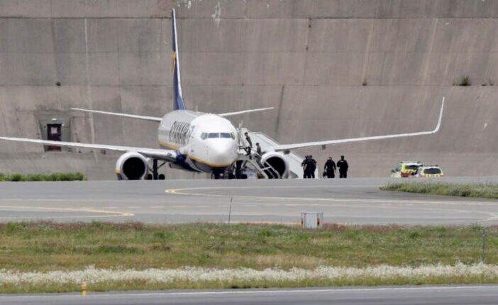 Bombafenyegetést kapott a Ryanair egyik járata út közben 1