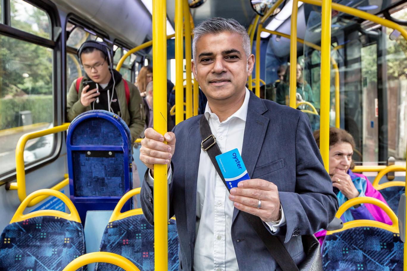 Új £1.50-os korlátlan buszjegy jöhet Londonban 6