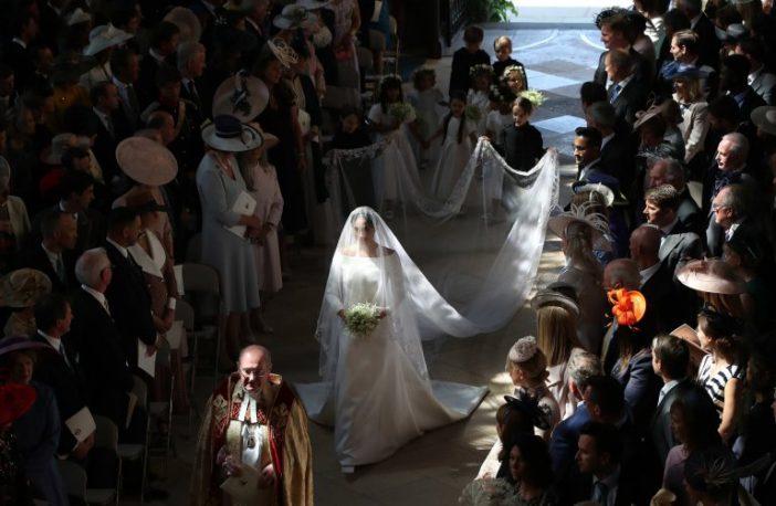 Ilyen volt Harry herceg esküvője, amit egész Nagy-Britannia nézett (képekben) 1