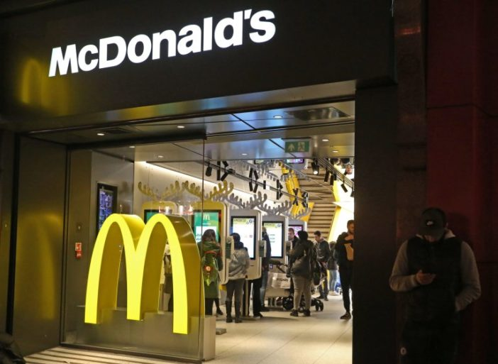 Emberi ürülék nyomait találták minden McDonald's-os érintőképernyőn Angliában, amiről mintát vettek 1
