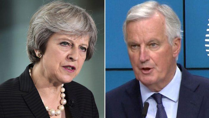 """""""Az EU készen áll egy olyan ajánlatot tenni a briteknek, amilyenre még nem volt példa"""" 2"""
