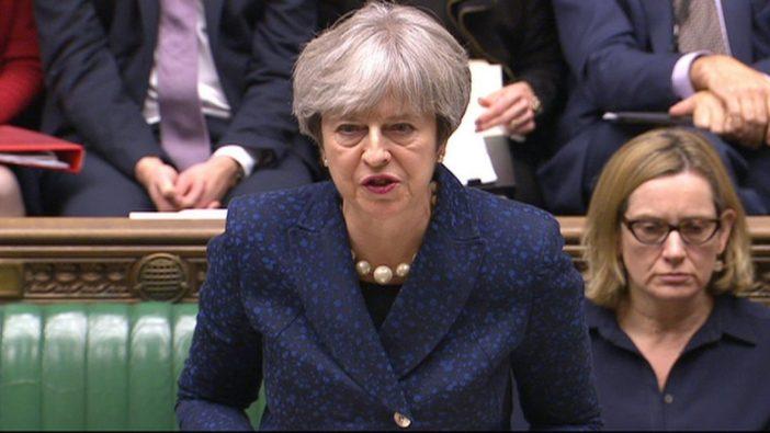 """Theresa May """"könyörög"""" az EUs állampolgároknak, hogy ne menjenek el a Brexit után 2"""