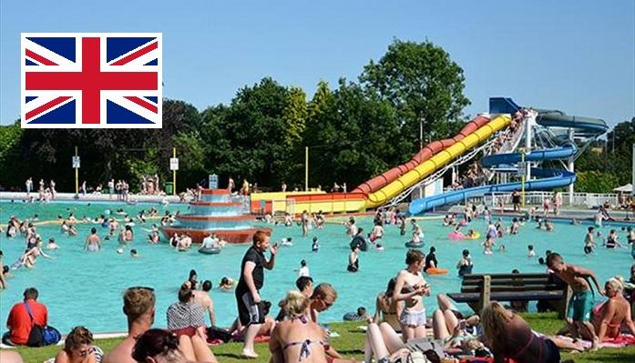 """A 10 legjobb strandolásra alkalmas hely Londonban, amikor """"dögmeleg"""" van 1"""