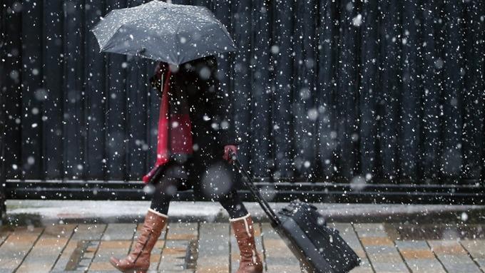 Újabb nagy hóesés Londonban és Anglia több pontján az év leghidegebb éjszakája után 2