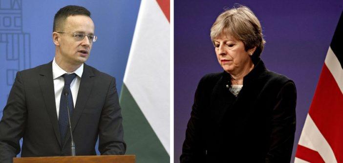 A magyar kormány az EU-t vádolja a Brexit miatt 2