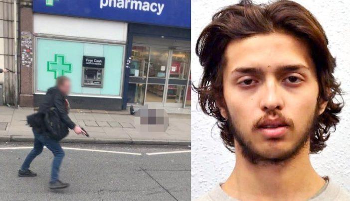 Újabb terrortámadás London utcáin: 2 embert szúrt le a támadó, mielőtt lelőtték 1