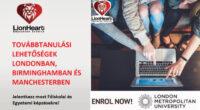 Egyetemi továbbtanulási lehetőségek Angliában élőknek ingyenes tanácsadással és felkészítéssel 1