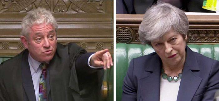 Áll a bál: Theresa May-nek nem engedik a harmadik szavazást, mégis meg fogja próbálni 1