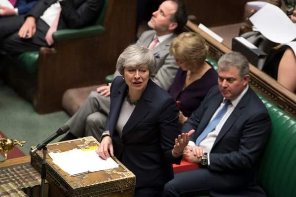 brexit theresa may megállapodás nélküli