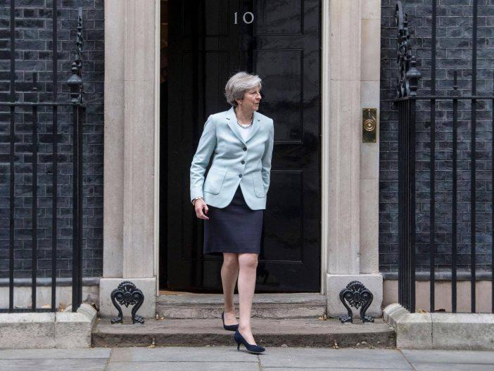A brit miniszterelnök ellen készült merényletre két személy 2