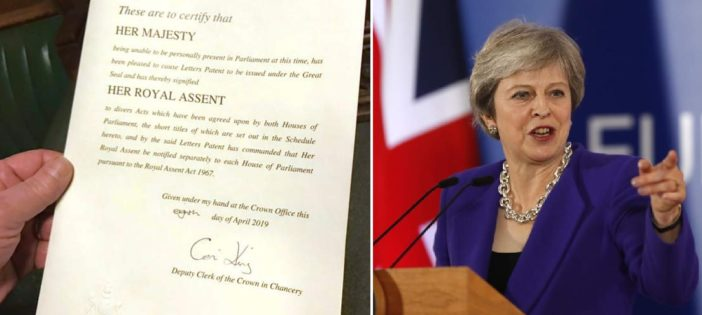 Eldőlt: a parlament törvénybe foglalta, hogy nem lesz megállapodás nélküli Brexit 8