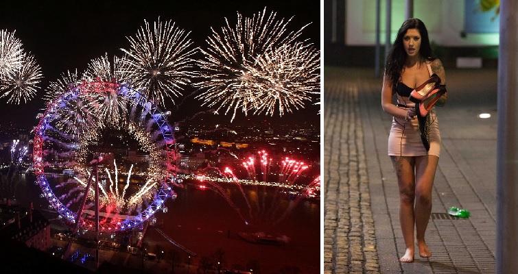 A 2017-es angliai szilveszter képekben: ismét a föld alá itta magát mindenki 2