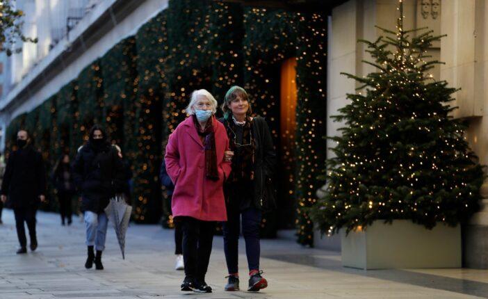 A szakértők szerint túl veszélyes lenne feloldani a lockdownt karácsonyra Nagy-Britanniában 1