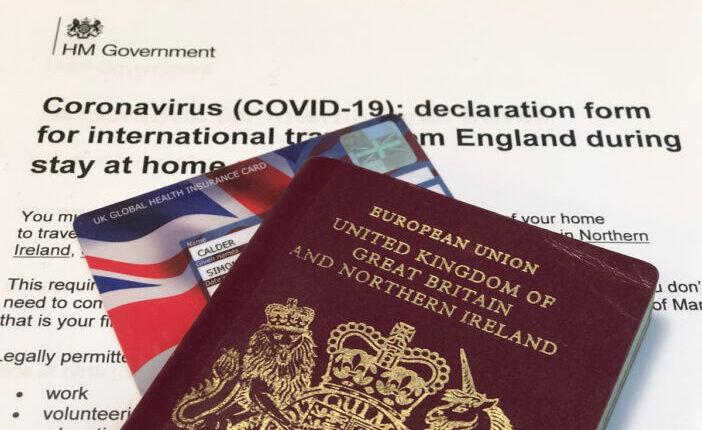 """Mostantól nem lehet elhagyni Angliát, ha nincs róla """"papírod"""" 1"""