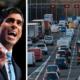 Az autósoknak egy új tervezet szerint Nagy-Britannia egész területén a megtett kilométerek után fizetnie kellene 6