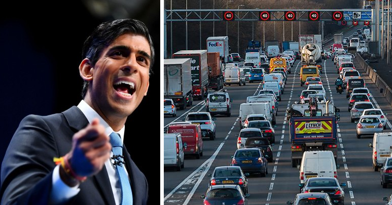 Az autósoknak egy új tervezet szerint Nagy-Britannia egész területén a megtett kilométerek után fizetnie kellene 1