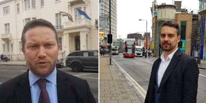 Több magyar politikus is személyesen látogatott el az angliai magyarokhoz 1