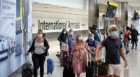 """Hétfőtől újabb enyhítés következik, és rengeteg ország lekerül az utazási """"vörös listáról"""" Nagy-Britanniában 2"""